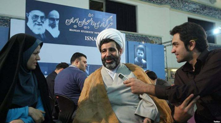 ifmat - Efforts under way to have Iranian human rights violator arrested in Europe