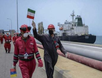 ifmat - IRGC Chief says tankers delivering oil to Venezuela is display of Iranian power