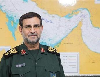 ifmat - IRGC Navy commander calls for withdrawal of foreign forces from Persian Gulf