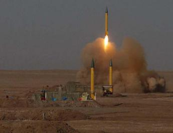 ifmat - IRGC successfully tests new missile systems