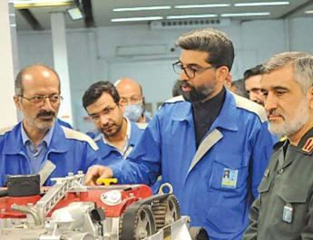 ifmat - Iran guards poised to enter Country 15 Billion dollars auto industry