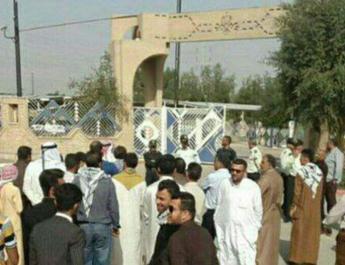 ifmat - Iran security forces arrest dozens in Khuzestan province