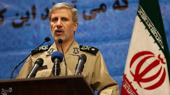 ifmat - Iran will defy US sanctions and export weapons says Defense Minister Amir Hatami