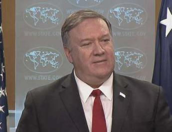 ifmat - Pompeo says Iran executes homosexuals kills women with stones and annihilates Jews
