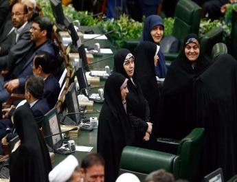 ifmat - The Women of the Iranian Parliament are advocates of misogynist laws