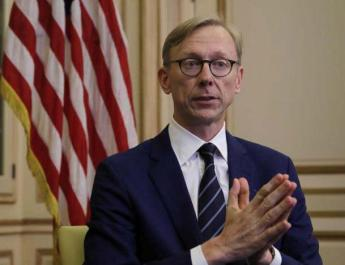 ifmat - US is pushing to stop Iranian funding to Houthis says Brian Hook