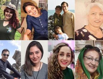 ifmat - 12 Iranian Bahais sentenced to 33 years of prison in SW city