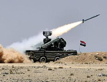 ifmat - Iran boost Syria air defenses