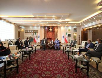 ifmat - Iran calls for expansion of economic ties with Azerbaijan