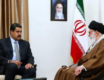 ifmat - Iran doubles down in Venezuela