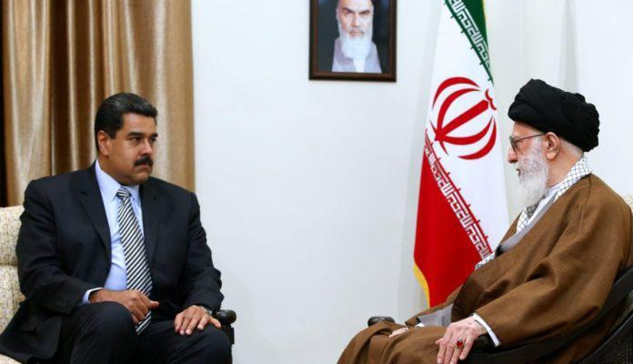 ifmat - Iran doubles down in Venezuela