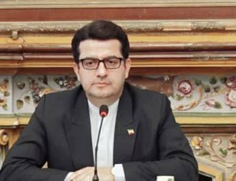 ifmat - Iran foreign ministry spokesman appointed ambassador to Azerbaijan