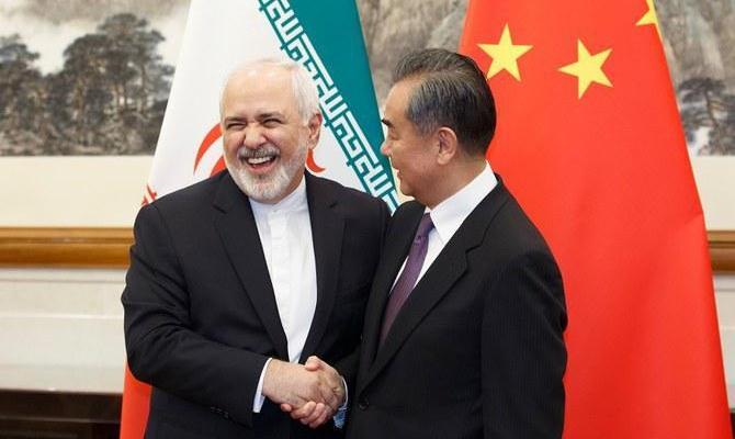 ifmat - Iranian regime betrays its principles with China deal