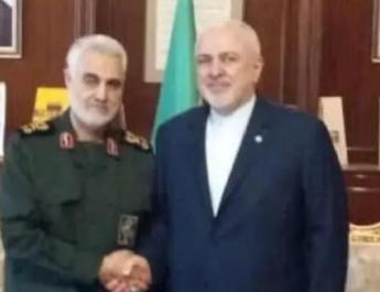 ifmat - Mohammad Javad Zarif supports terrorism just like Qassem Soleimani