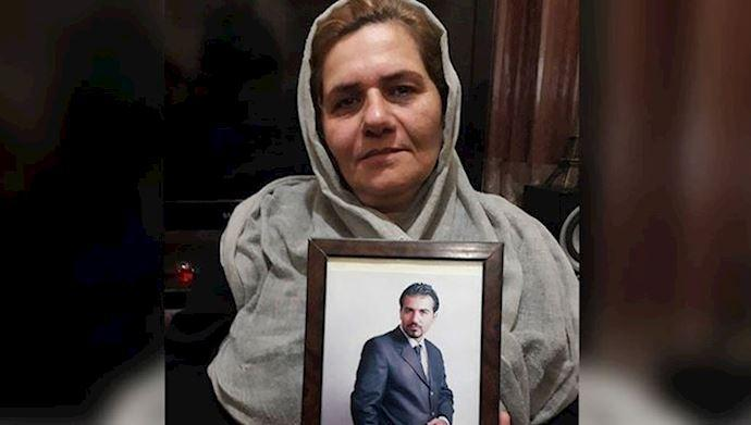 ifmat - Mother of Iranian Political Prisoner Soheil Arabi Sentenced to 6 Years in Prison