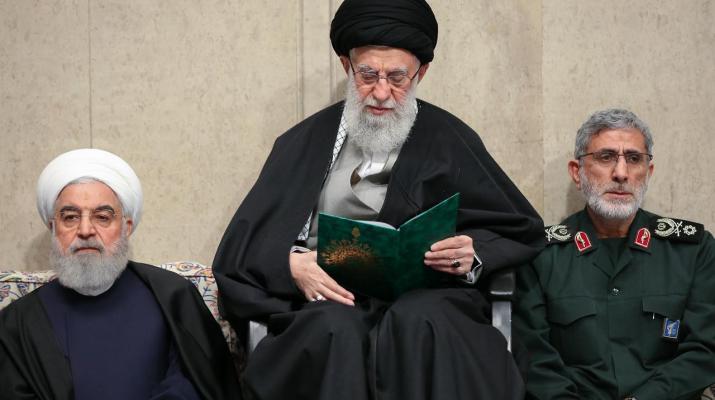 ifmat - Mullah regime at its weakest