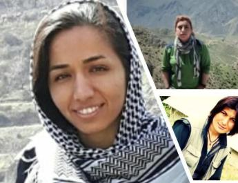ifmat - Persecution of female Kurdish Activists in Iran