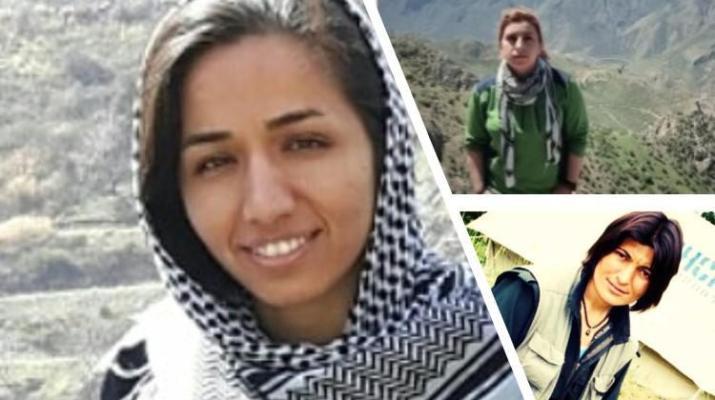 ifmat - Persecution of female Kurdish Activists in Iran