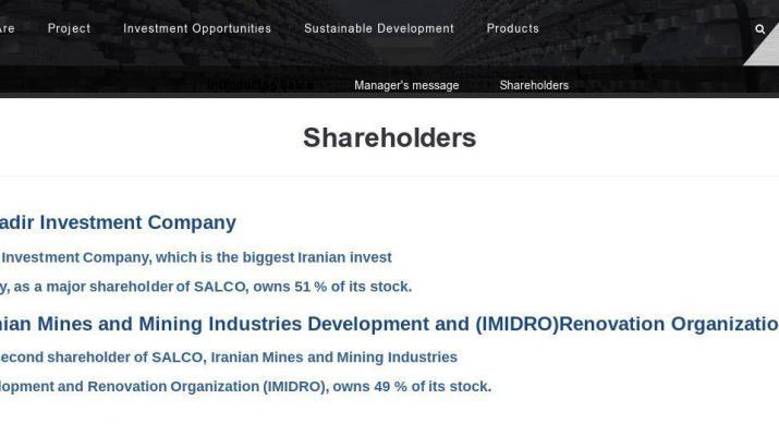 ifmat - SALCO Shareholders