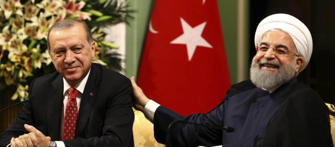 Turkey supports Iranian mullahs' mercenaries in Syria