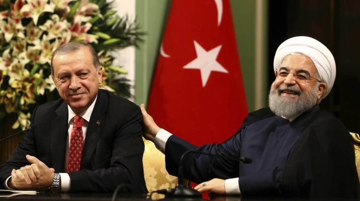ifmat - Turkey supports Iranian mullahs mercenaries in Syria