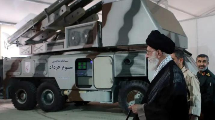 ifmat - Will Iran deploy its 3rd Khordad lethal air defense in Syria