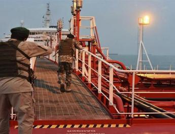 ifmat - Iran detains UAE ship and its crew after fishermen killed