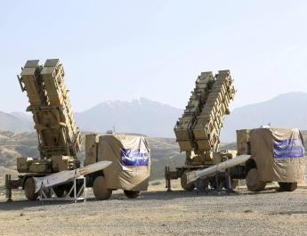 ifmat - Iran developing new air defense systems