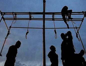 ifmat - Iran hangs minor offender in NW prison