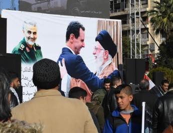 ifmat - Iran is attempting to open a terror branch in Syria