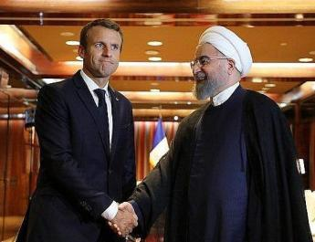 ifmat - Macron warns Iran - Dont meddle in Lebanons fightback from Beirut blast