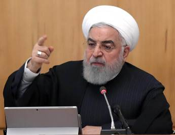 ifmat - Rouhani downplays coronavirus impact on Iran economy