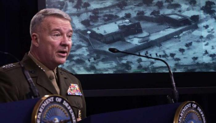 ifmat - US General says Iran remains central problem in Middle East