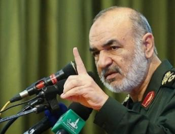 ifmat - IRGC commander-in-chief says US is incapable of waging war against Iran