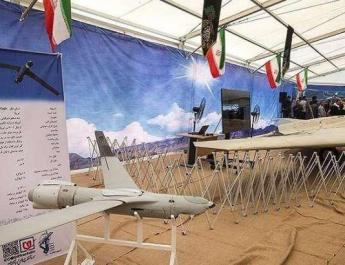 ifmat - IRGC navy receives 188 drones and helicopters