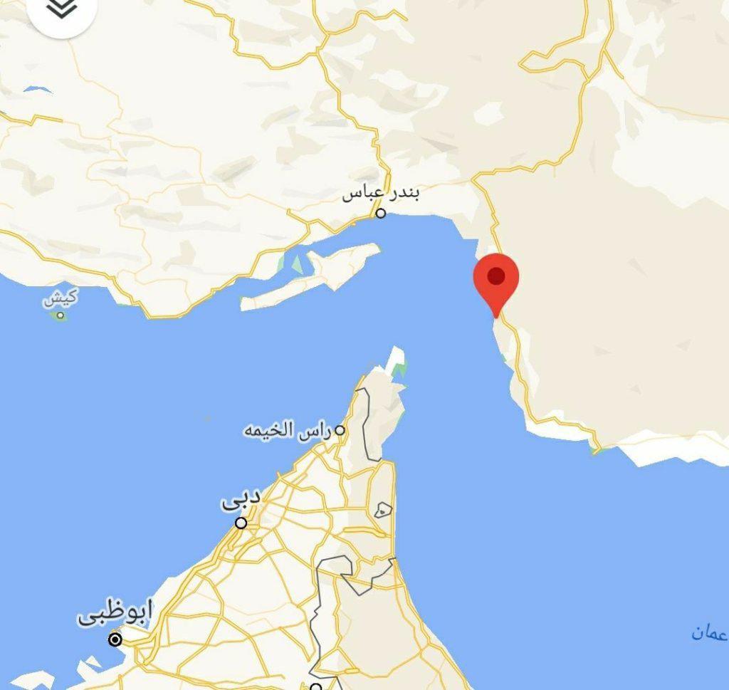 ifmat - Iran Guards open new naval base near Strait of Hormuz3