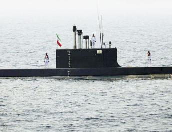 ifmat - Iran claims longer range submarine missile