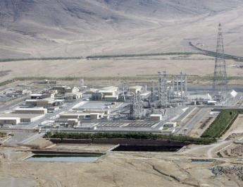 ifmat - Iran constructing new building near nuke site