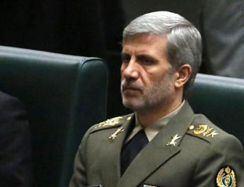 ifmat - Iranian defense chief comments on retaliatory attack against US forces in Iraq