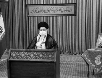 ifmat - Khamenei compares COVID-19 crisis to Iran-Iraq war calling it a blessing