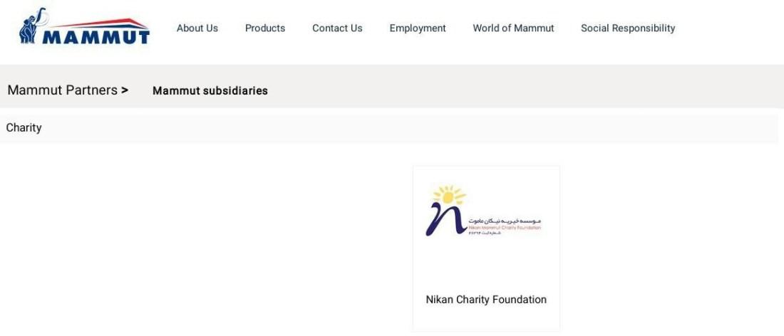 ifmat - Mammut Partners - Charity