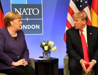 ifmat - US accuses Merkel of failing to combat Iran terrorism and antisemitism