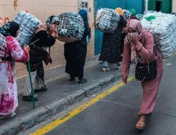 ifmat - A look at female border porters vile treatment