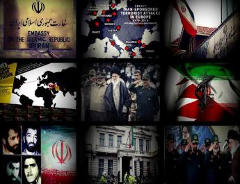 Iranian Diplomatic Infrastructure for Terrorism in the world