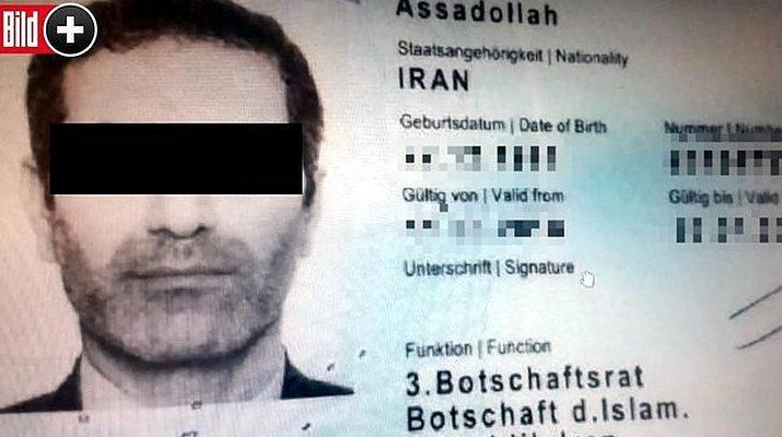 ifmat - Four Iranians face trial for plotting attack on Trump officials in Paris