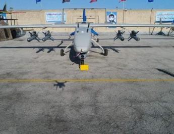 ifmat - IRGC forces unveil new suicide drones - Photos