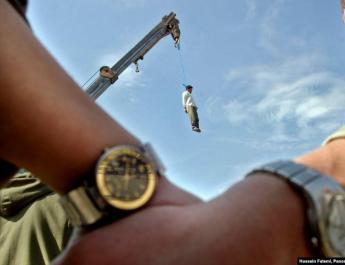 ifmat - International federation for human rights condemns Iran for death penalty