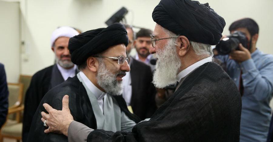 Iran's Judicial security document and Ebrahim Raisi's gesture