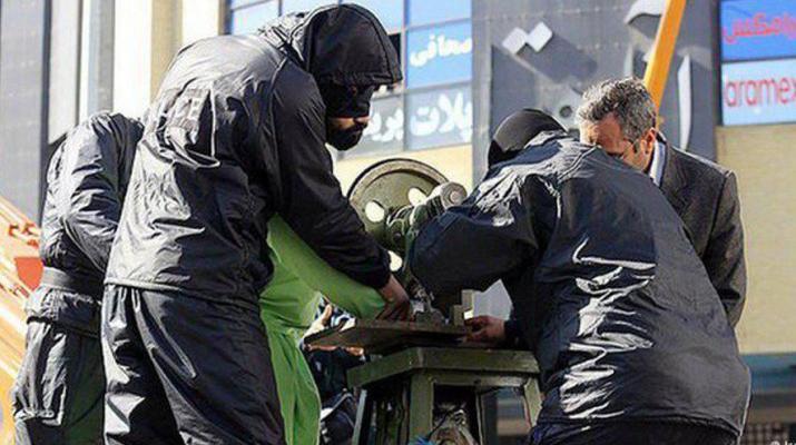 ifmat - Iran sentences 3 more men to amputation for stealing