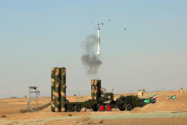 ifmat - Iran shoots down suspected Azerbaijani drone - video